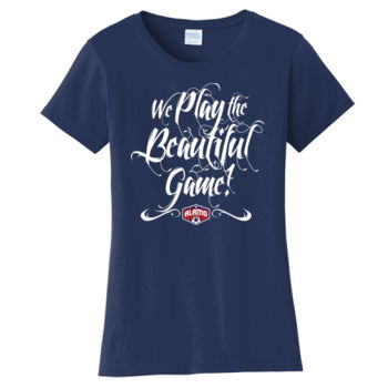 Beautiful Game - Ladies Fan Favorite Tee Thumbnail