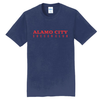 Alamo City SC Red - Fan Favorite Tee Thumbnail