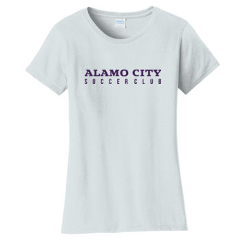 Alamo City SC Navy  - Ladies Fan Favorite Tee Thumbnail