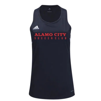 Alamo City SC (Red Print)-Adidas Women's Core 18 Tank Thumbnail