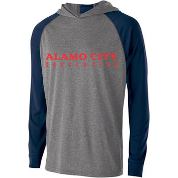 Alamo City SC (Red Print) - Holloway Adult Echo Hoodie Thumbnail
