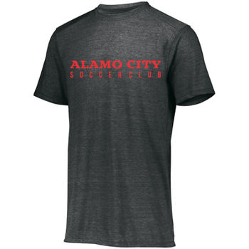 Alamo City SC (Red Print) - Youth Tri-Blend T-Shirt Thumbnail