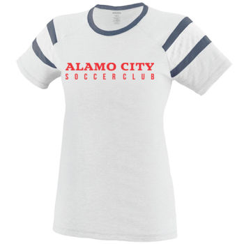 Alamo City SC (Red Print) - Fanatic Tee Thumbnail