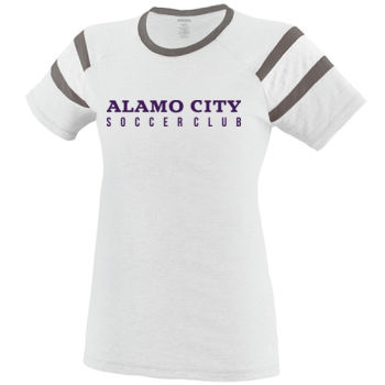Alamo City SC (Navy Print) - Fanatic Tee Thumbnail
